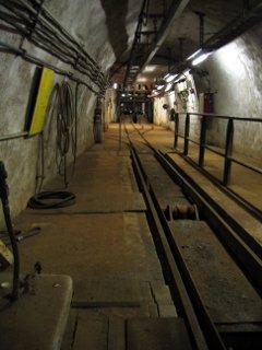 Schachtanlage in der ehemaligen Eisenerzgrube Konrad bei Salzgitter (Endlager für schwach bis mittel radioaktiven Müll)